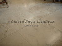 24x24 Tuscany Classic H/F Travertine Tile