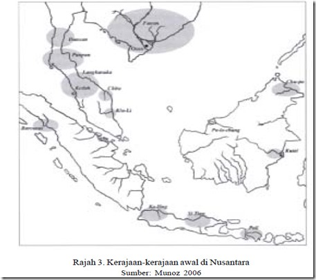 kerajaan awal di nusantara