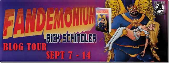 Fandemonium Banner 851 x 315