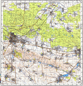 Map 100k--m35-067--(1986)
