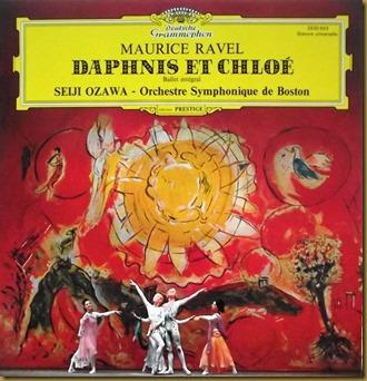 Ravel Daphnis Ozawa