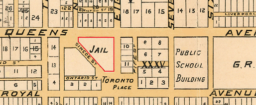 Provincial_Gaol-location_map