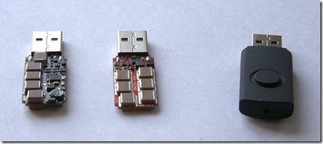 USB-tappokytkimen toimintaa esitellään videolla