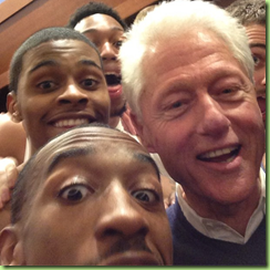 russ-smith-chane-behanan-bill-clinton-louisville-3-570x571