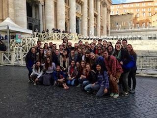 Visiting the City of Papa Francesco
