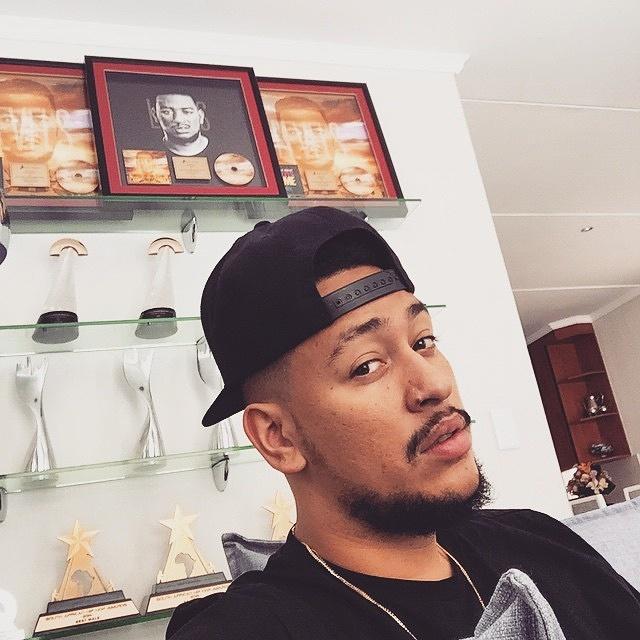 Aka the rapper