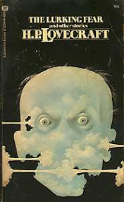 Cover of Howard Phillips Lovecraft's Book The Lurking Fear