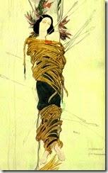Bakst,_Léon_-_bozz_x_St._Sébastien_di_Debussy_-_1911