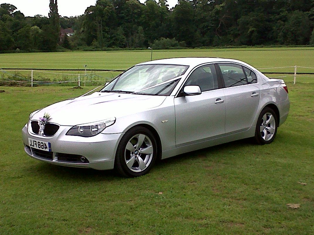 The BMW 5 Series Luxury Saloon