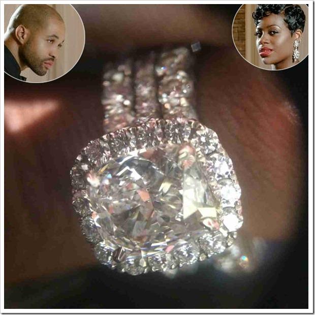 Fantasia Barrino-Diamond-Ring
