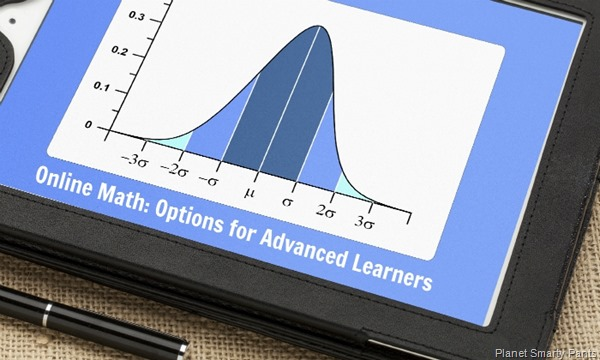 Online Math: Options for Advanced Learners