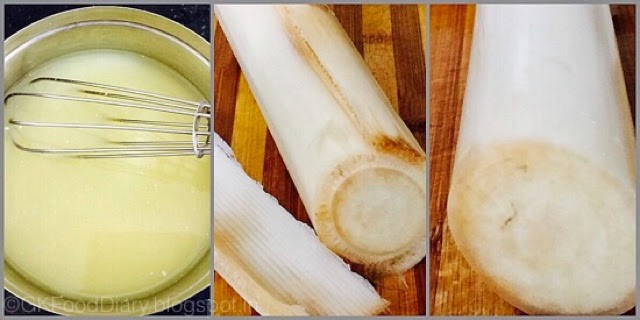 Vazhaithandu Poriyal Recipe without Coconut 2