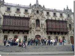 Lima Bischofspalast