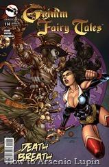 Actualización 13/10/2015: actualizo Grimm Fairy Tales con el número #114 por Punkarra del CRG.