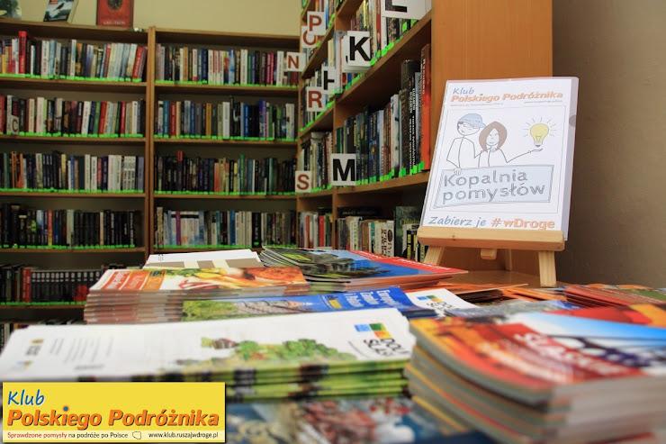 Klub Polskiego Podróżnika - Klubowa Kopalnia Pomysłów
