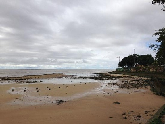 Praia do Paraiso - Ilha de Mosqueiro, Belém do Parà