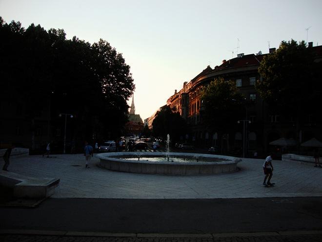 Trip to Zagreb, Croatia