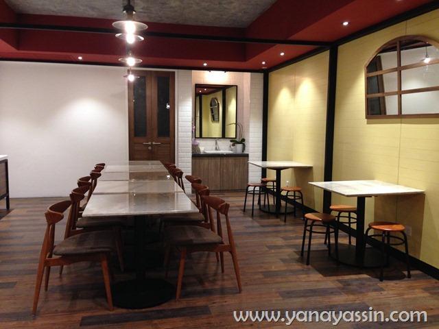 Restoran Rail Canteen Dari Kluang kini di Sunway Nexis