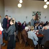 Gerda Goelema neemt afscheid na 25 jaar kosterschap Gereformeerde kerk - Foto's Cees Bosdijk