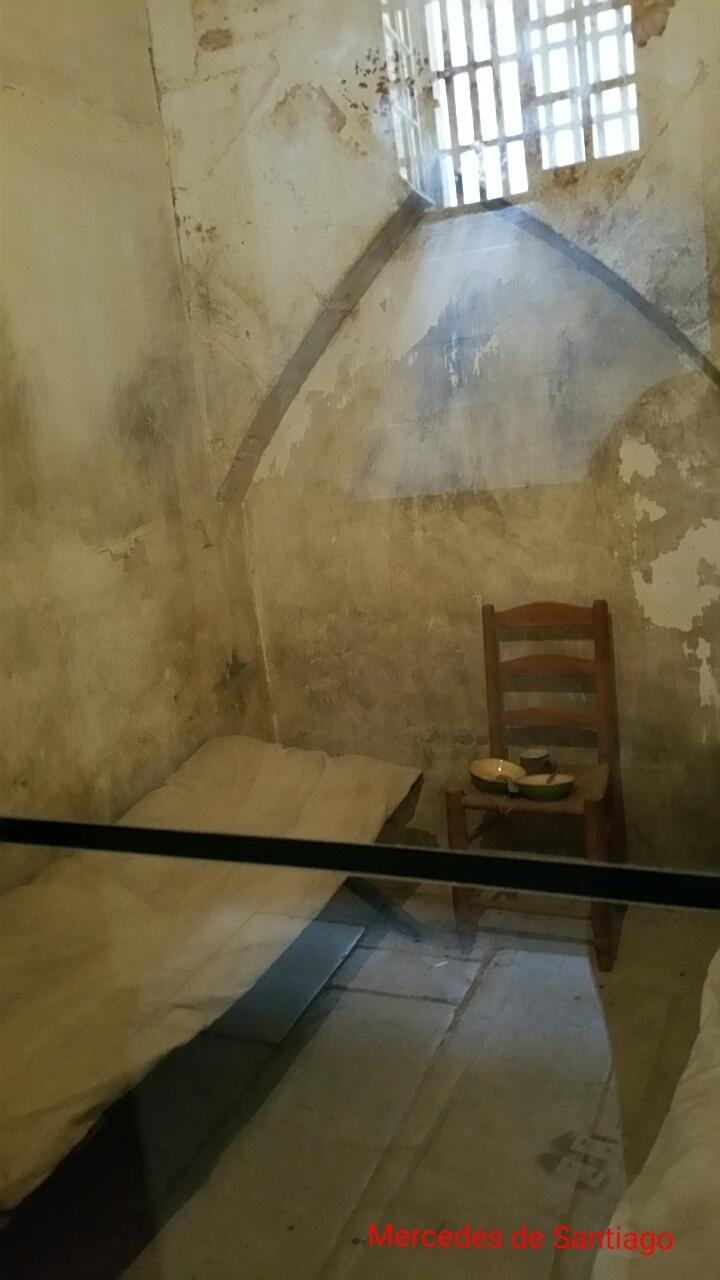 Celda para presos, La Conciergerie