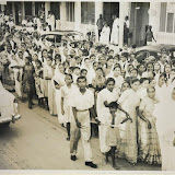 1958-The Pioneers & Foundation Pillars of our Mandir