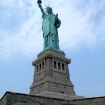 statue of liberty in New York City, New York, United States