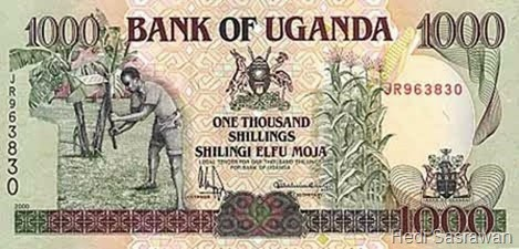 Mata uang Shilling