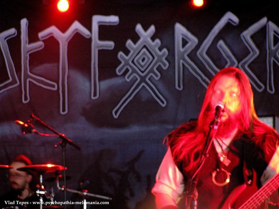 Skyforger @ Hellfest 2011 - Samedi 18/06/2011