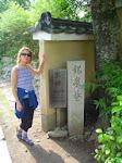 Świątynia Ryozen-an wKioto zaprasza nazazen.