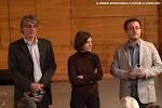 Presentaron el acto el Director del Instituto, Gérard Teulière y José Luis Ruiz del Puerto, Director Artístico de las Jornadas