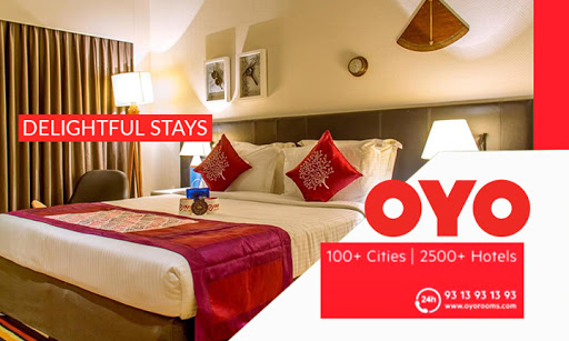 Oyo 15954 Connaught Mews, Connaught Place (CP), Connaught Place (CP) logo