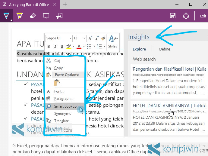 membuat web note 4