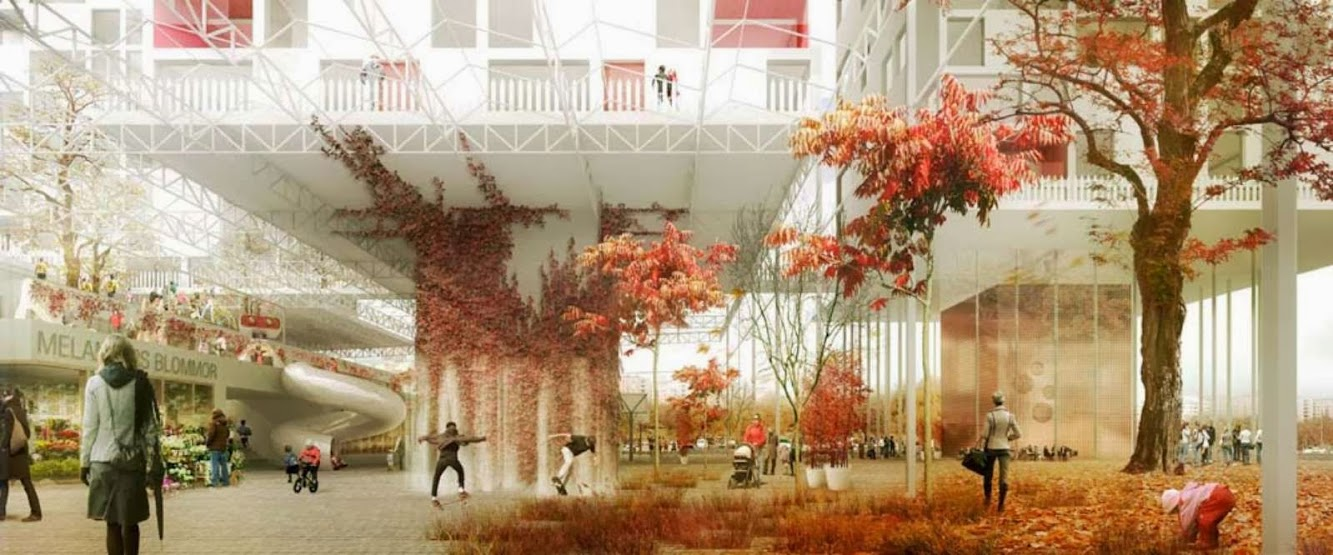 SeArch Wins Urban Renewal of Marievik Competition