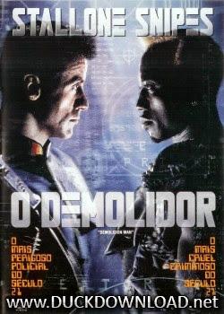 Baixar Filme O Demolidor DVDRip Dual Áudio