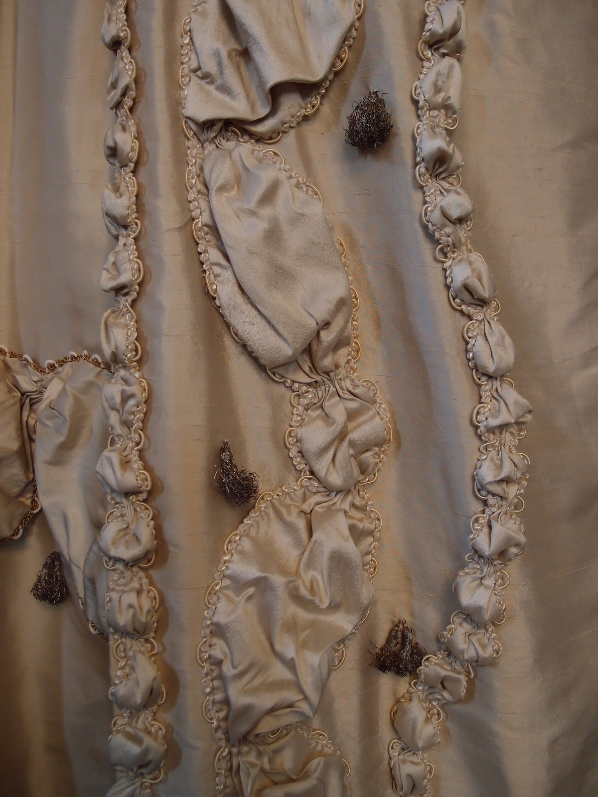 detailed wedding dress