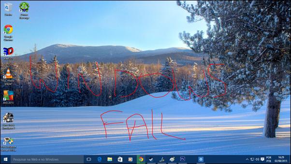 Desenhe nas screenshots com a ferramenta Caneta