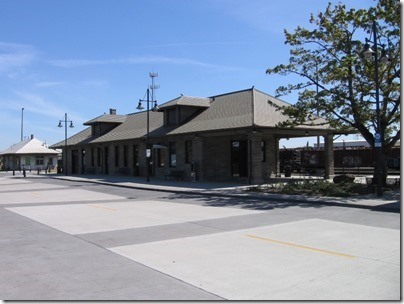 IMG_3142 Depot in Albany, Oregon on August 31, 2006