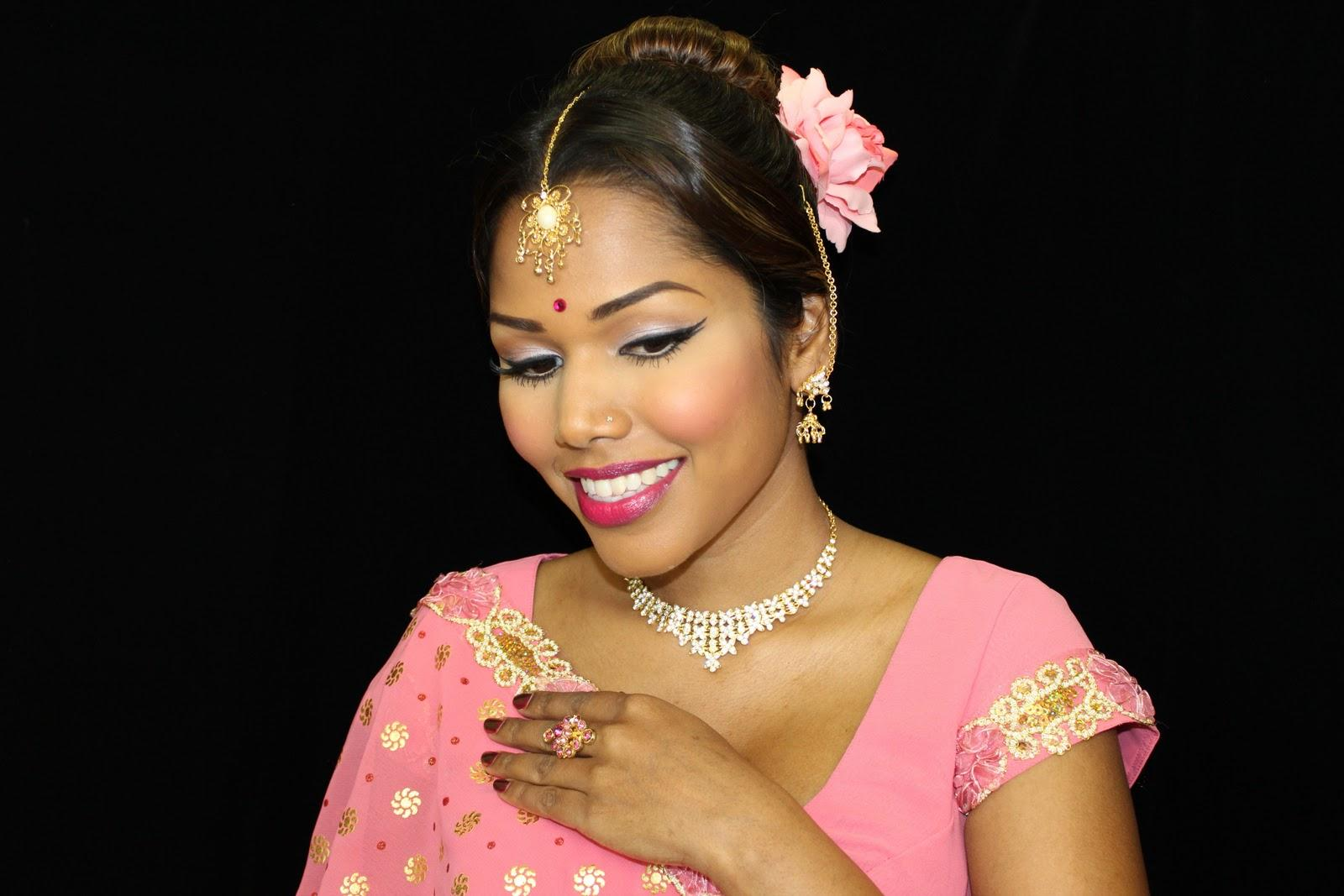 Indian Bollywood bridal