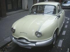 Panhard 1954 Dyna Z
