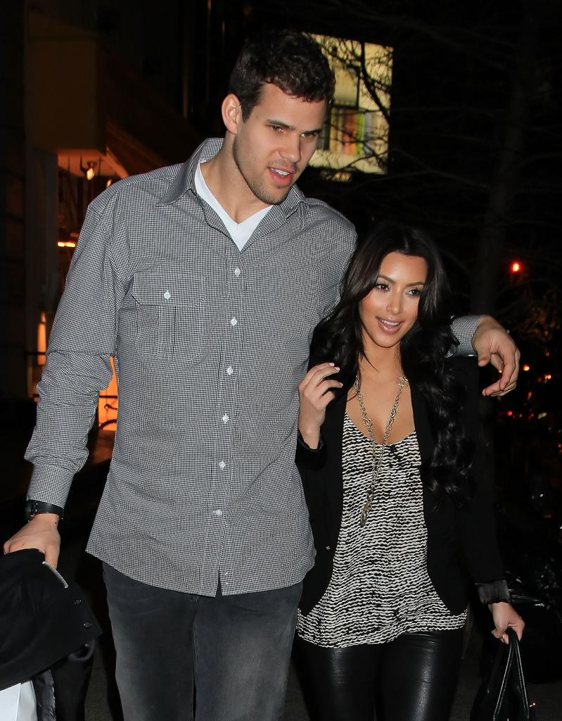 kim kardashian and kris