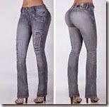 Venta de Pantalones corte colombiano pretina ancha con pinzas Pantalones originales de mezclilla