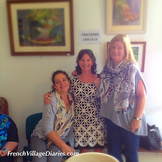 French Village Diaries Charroux Literary Festival 2015 Diana Morgan-Hill Stephanie Zia