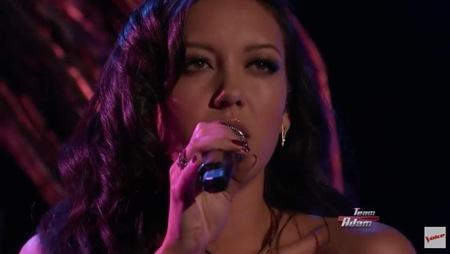 Amy Vachal sings Bye Bye Bye