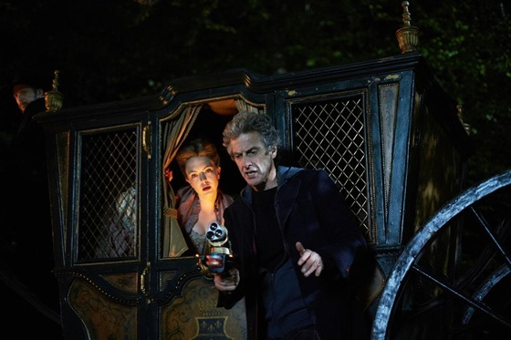 Doctor Who - The Woman Who Lived - Peter Capaldi is The Doctor