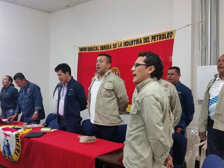 Defender los derechos convencionales y fortalecer a Ecopetrol en Campo Casabe, es una tarea inaplazable