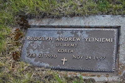 Uncle Andrews marker