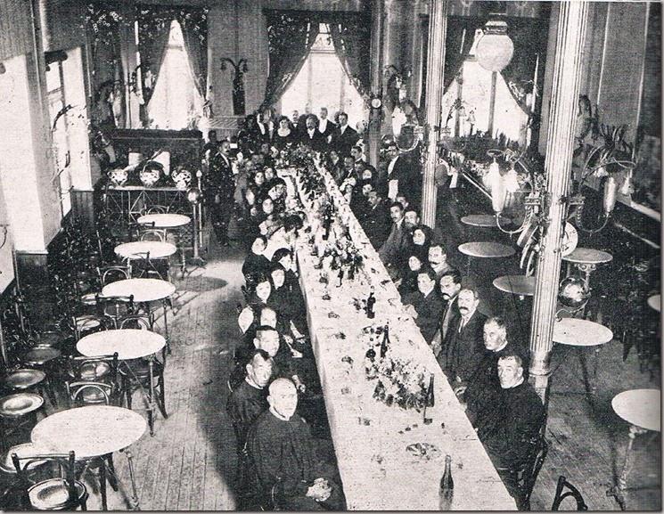 Cafeì Fornos. 1911_posyeriormente papeleria vila