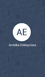 Ambika Enterprises - screenshot