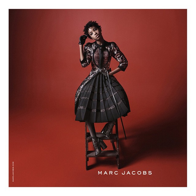 Willow Smith Unveiled As The New Face Of Marc Jacob