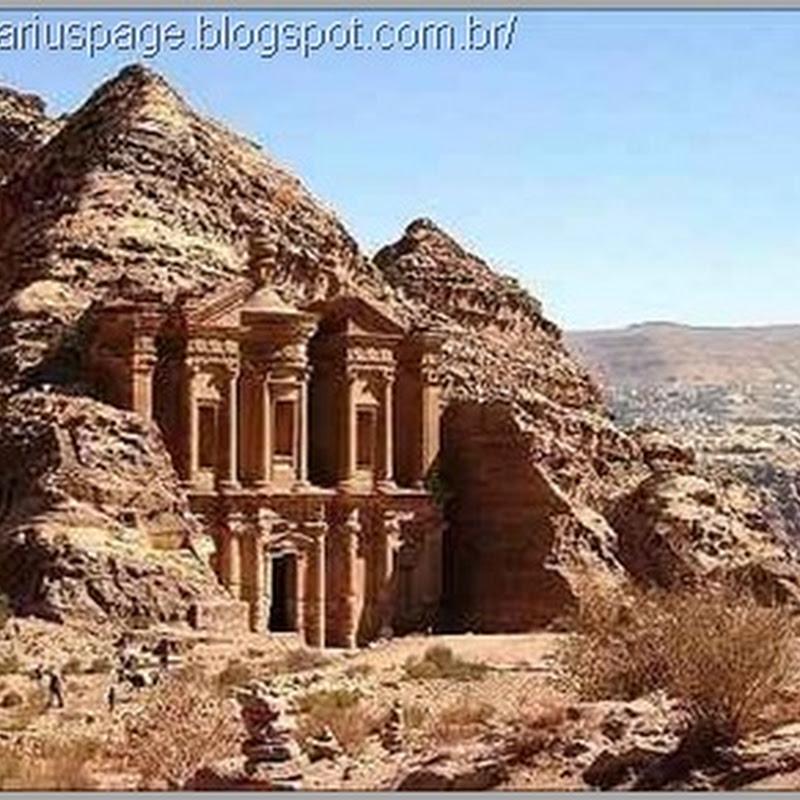 Uma região da Jordânia sofreu um super-aquecimento de até 400 ºC durante em um dia